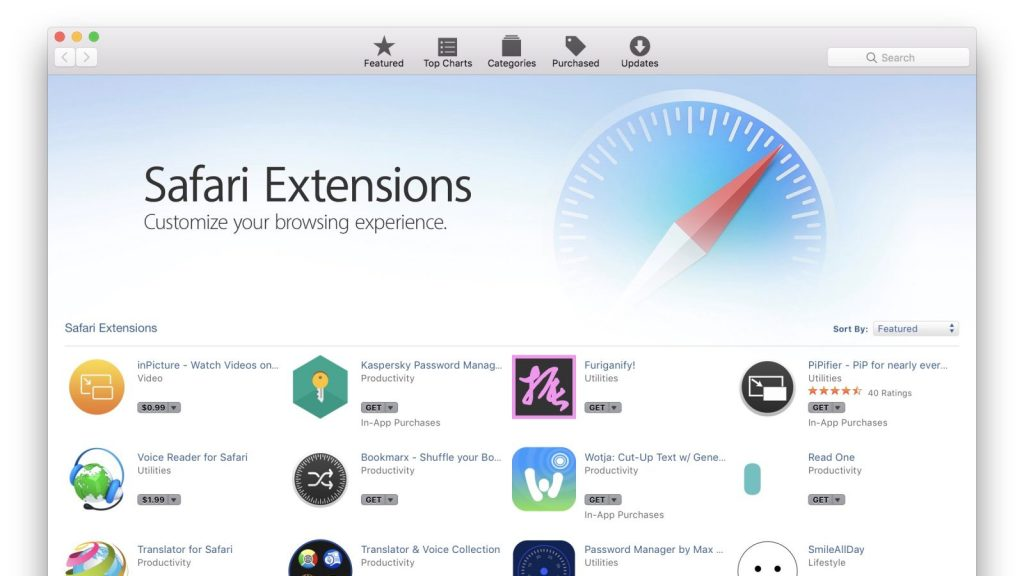 safari-extensions