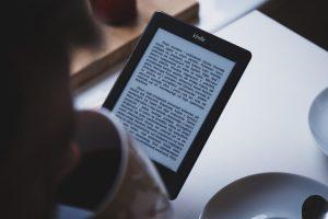 Ebook in phone