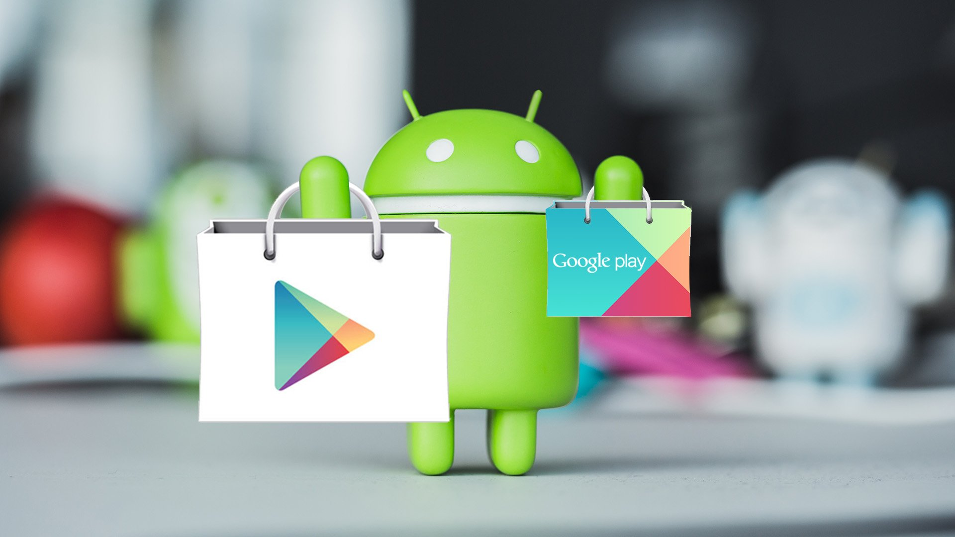 android google play