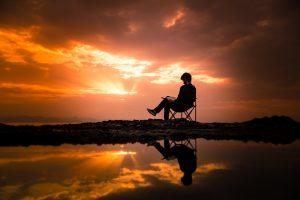 chair-clouds-dawn